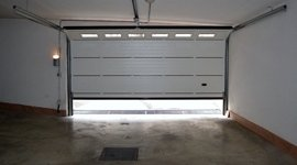 porta sezionale per garage doppi