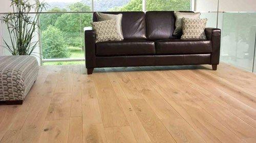 Parquet flooring