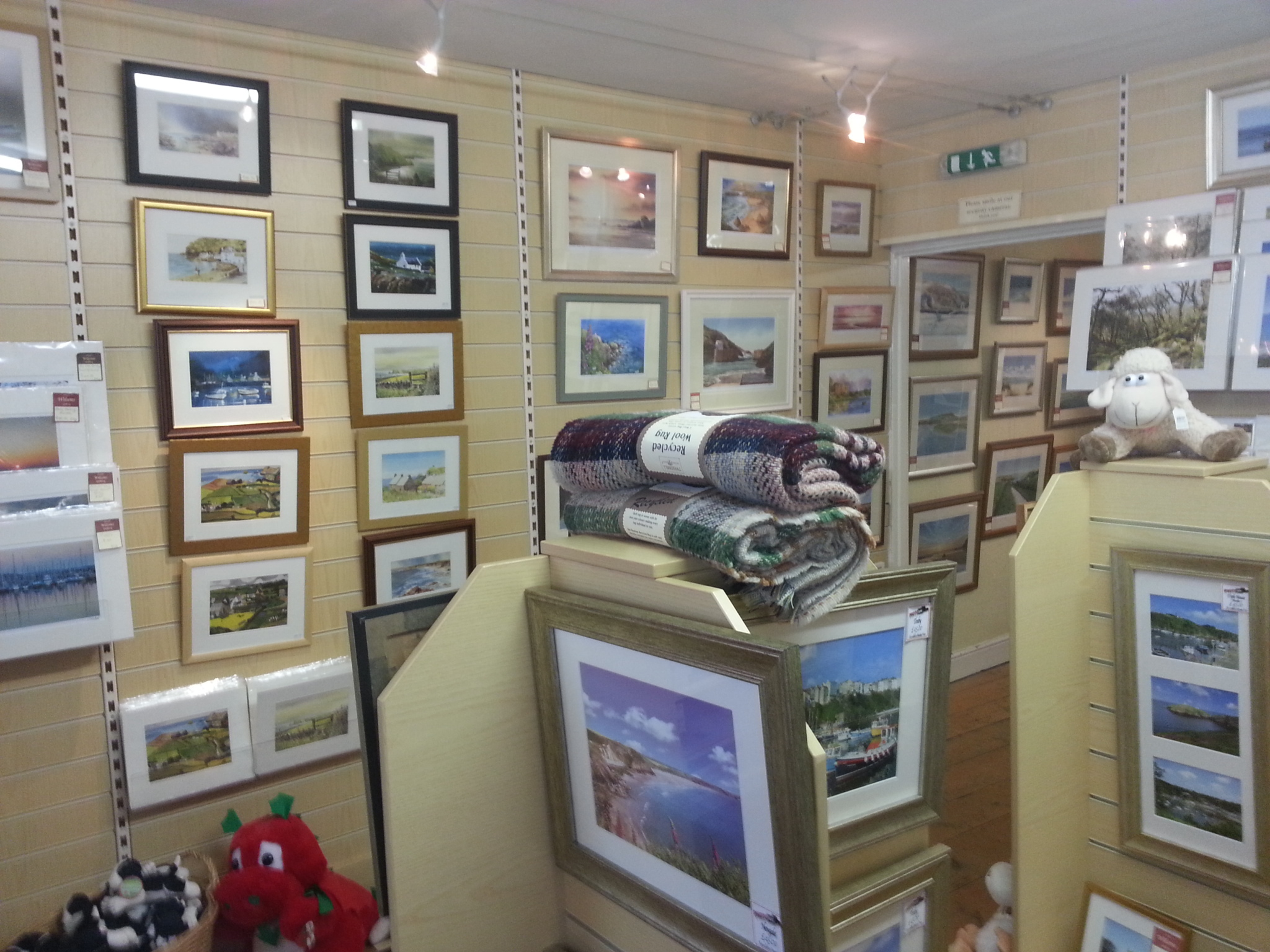 Gallery, pictures, Haverfordwest