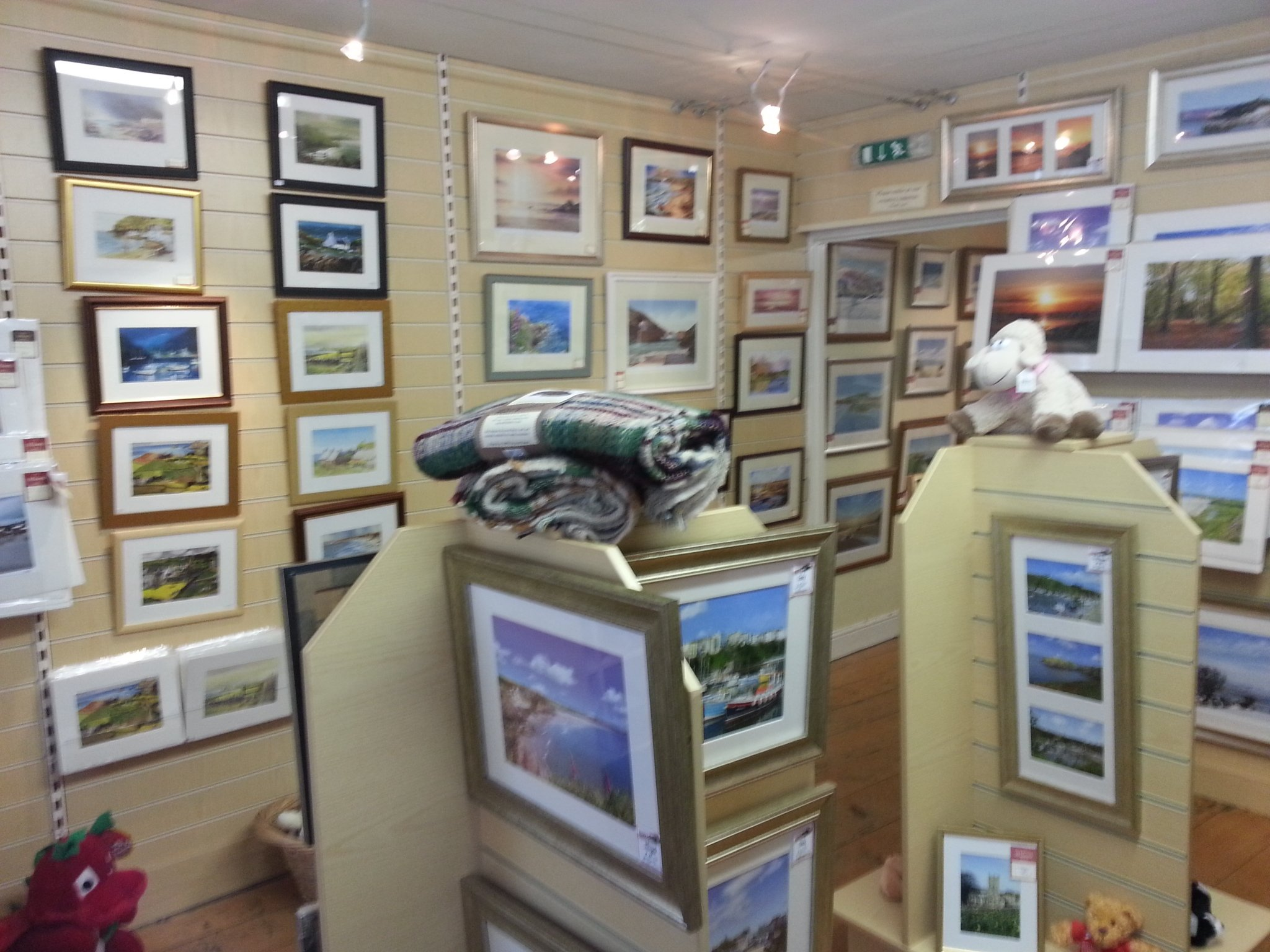 Gallery, Haverfordwest, Pembrokeshire
