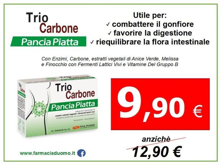 Triocarbone promo