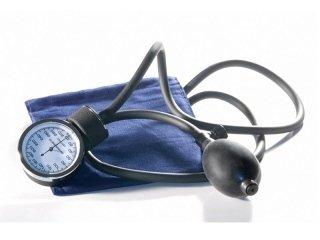 misurazione pressione alba