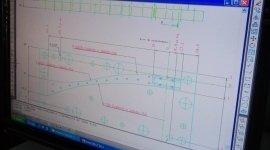 progettazione stampi materie plastiche, progettazione stampi in autocad