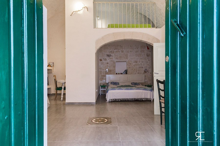 Interno dell'alloggio Bed & Breakfast 28 a Ostuni