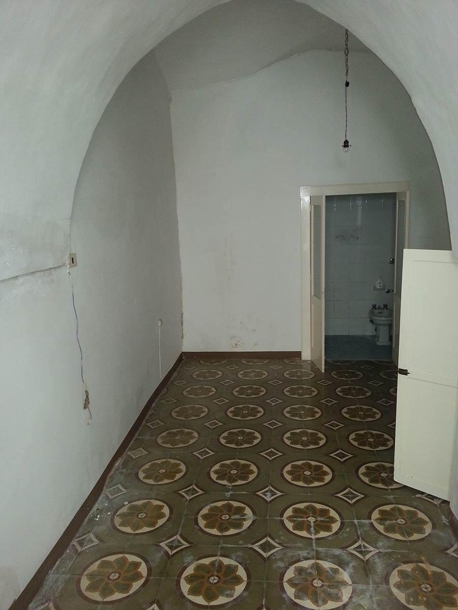 Pavimento restaurato dell'alloggio Bed & Breakfast 28 a Ostuni