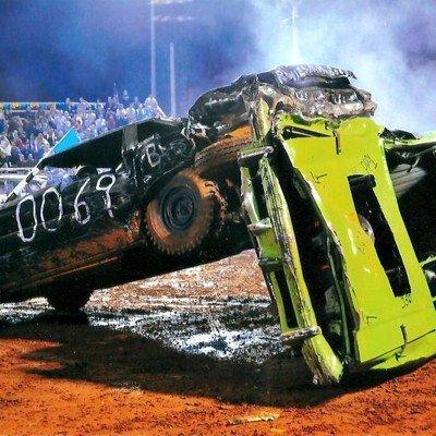 Monster Motor Mania | Rockhampton Speedway