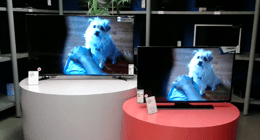 negozio casa del televisore