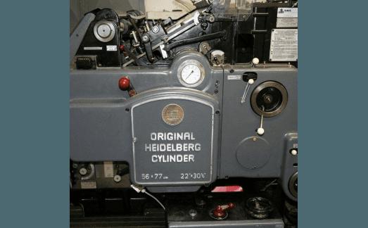 macchina per stampa oro a caldo