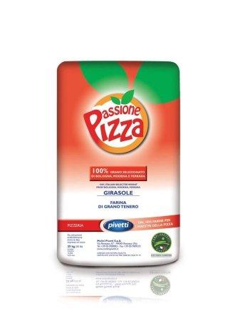 Pizza girasole