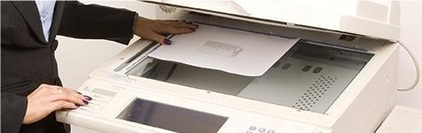 Vendita materiali di consumo per fotocopiatrici