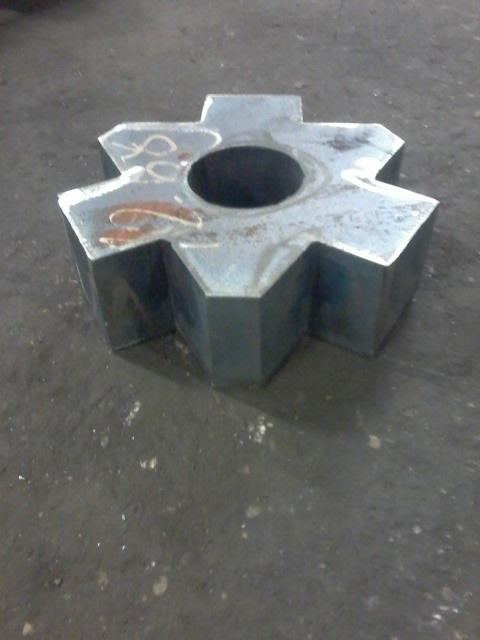 Metal object in Lecco