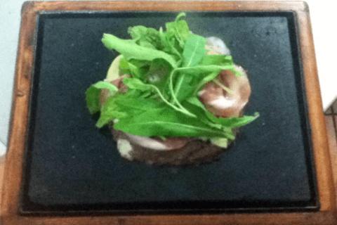 bistecche su pietra, forno legna, braceria