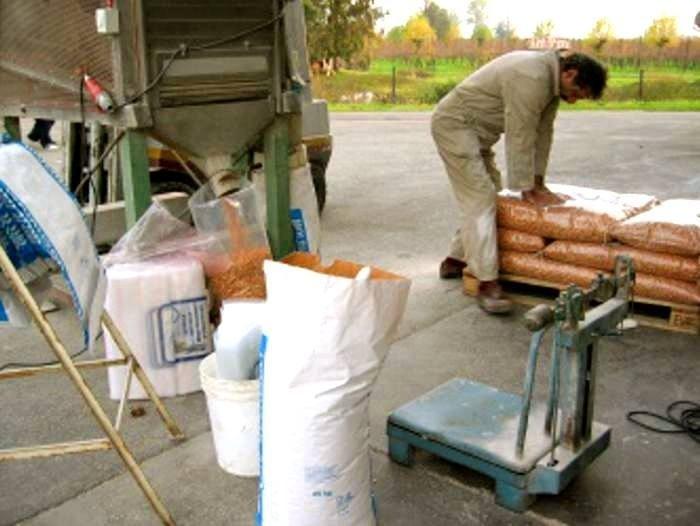 produzione farine panifici