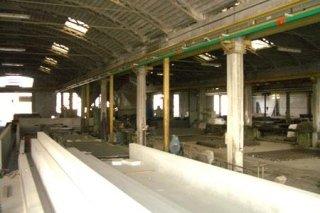 manufatti e strutture prefabbricate in cemento armato e calcestruzzo