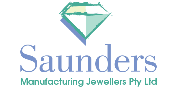 saunders manufacturing jewellers logo