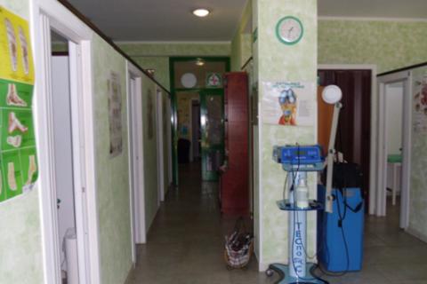 ambulatori per la fisioterapia