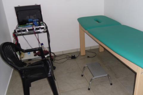 strumenti per elettroterapia di stimolazione
