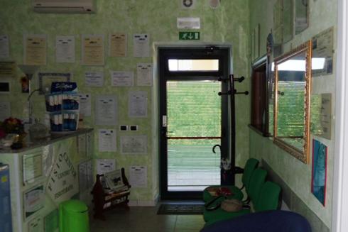 centro per la fisioterapia