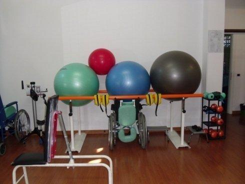 fisiocenter - palestra riabilitativa