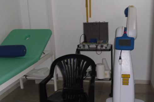 strumenti per elettroterapia