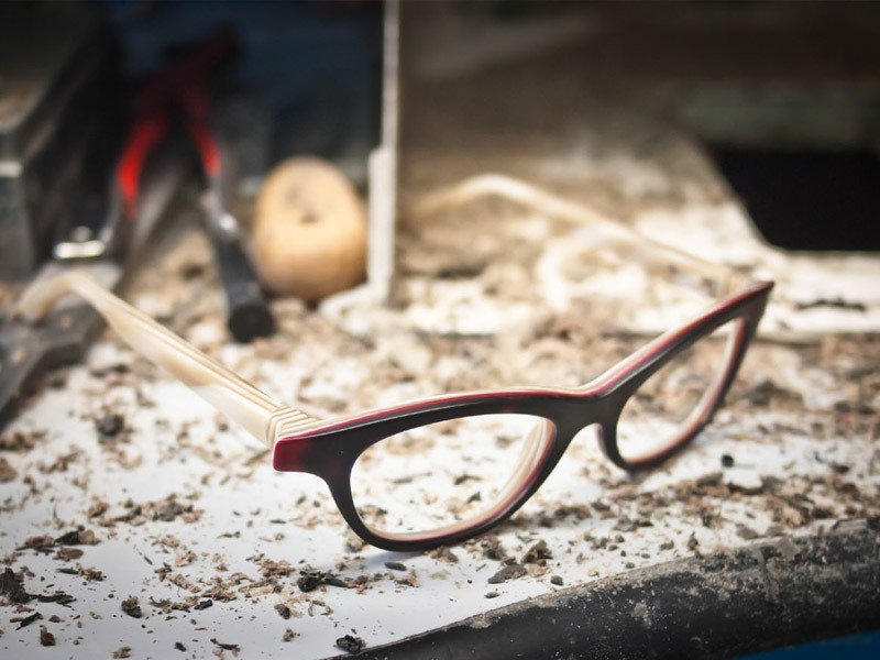 Glasses sold at vintage eyewear experts in Cuckfield and Haywards Heath