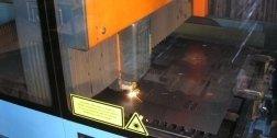 taglio laser