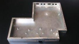 metalmeccanica, scatolati metallici
