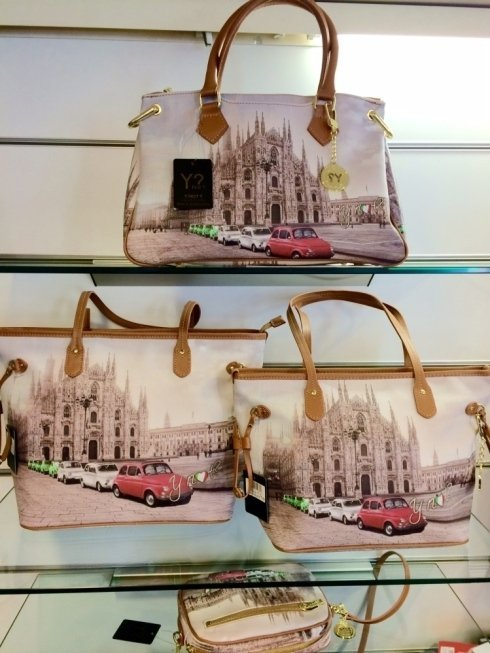 esposizione borse moda