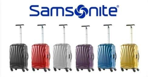 valigie Samsonite