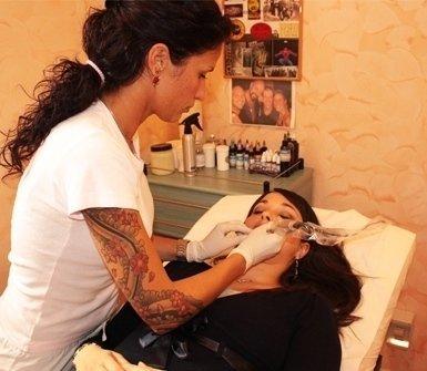 trattamenti labbra, trattamenti viso/corpo, estetiste professioniste livorno
