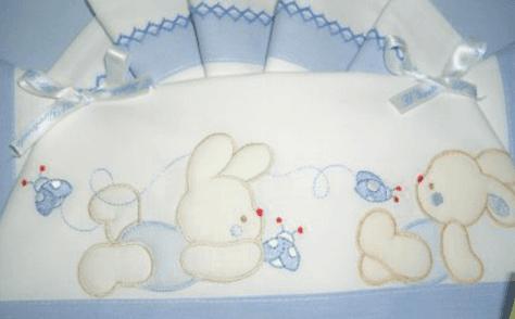 corredo conigli neonato