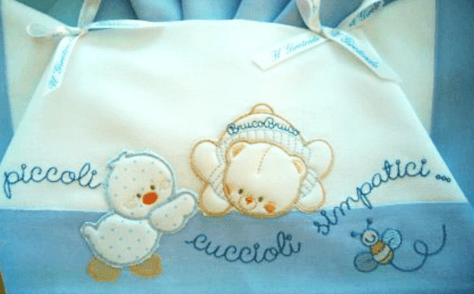 lenzuola piccoli cuccioli