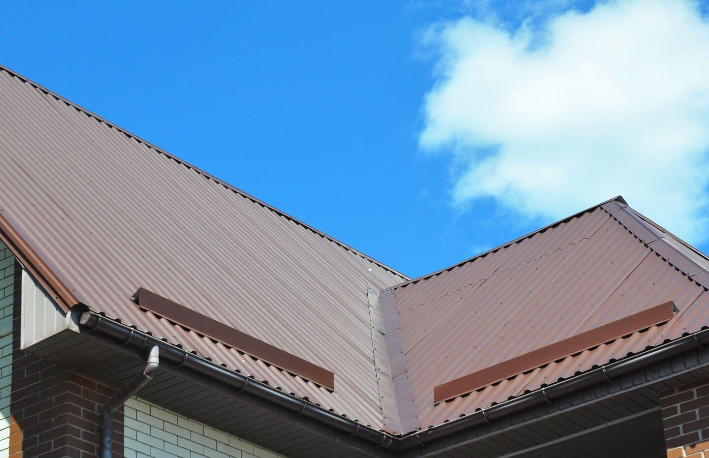 un tetto isolato