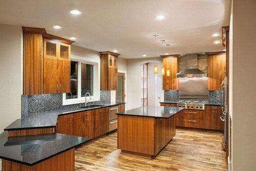 d and d custom built kitchens modern kitchen wooden floor