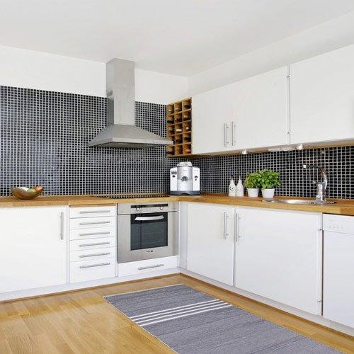 d and d custom built kitchens white modern kitchen
