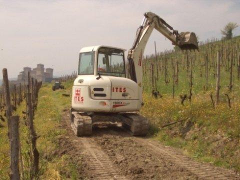 Escavatore Terex