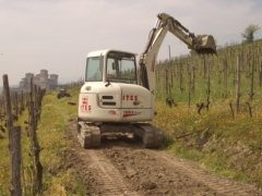 impresa escavatori, scavi terreni, escavatori terreni