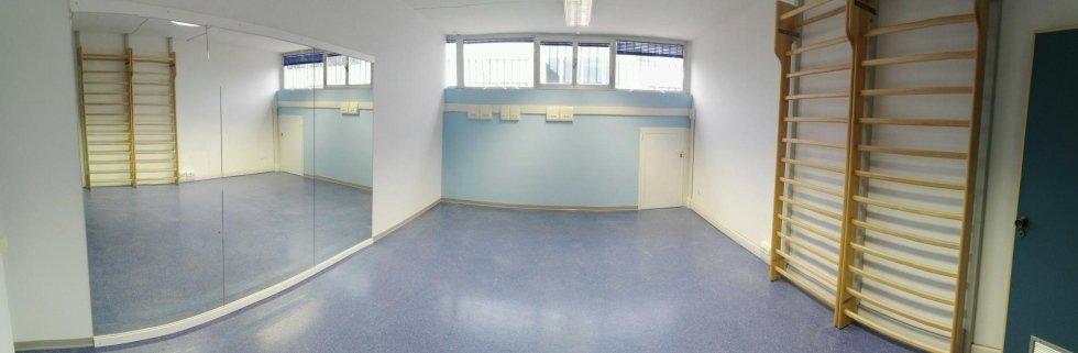 Ristrutturazione centro riabilitazione a Ravenna
