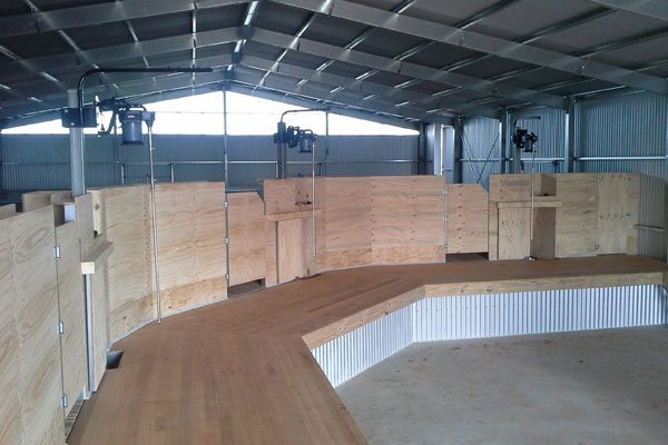 Shearing Shed Designs And Plans Australia Magnus Australia