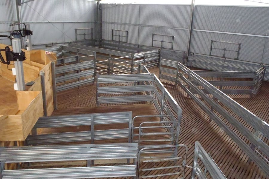 Shearing Shed Designs And Plans Australia Magnus Australia
