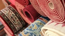 Lavaggio e trattamento antiacaro tappeti