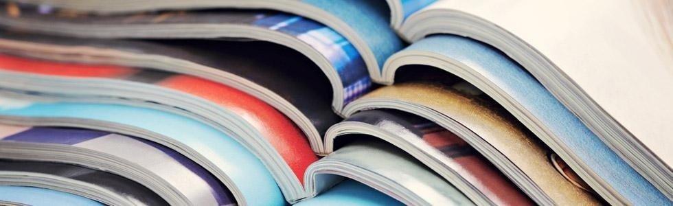 riviste plastificate