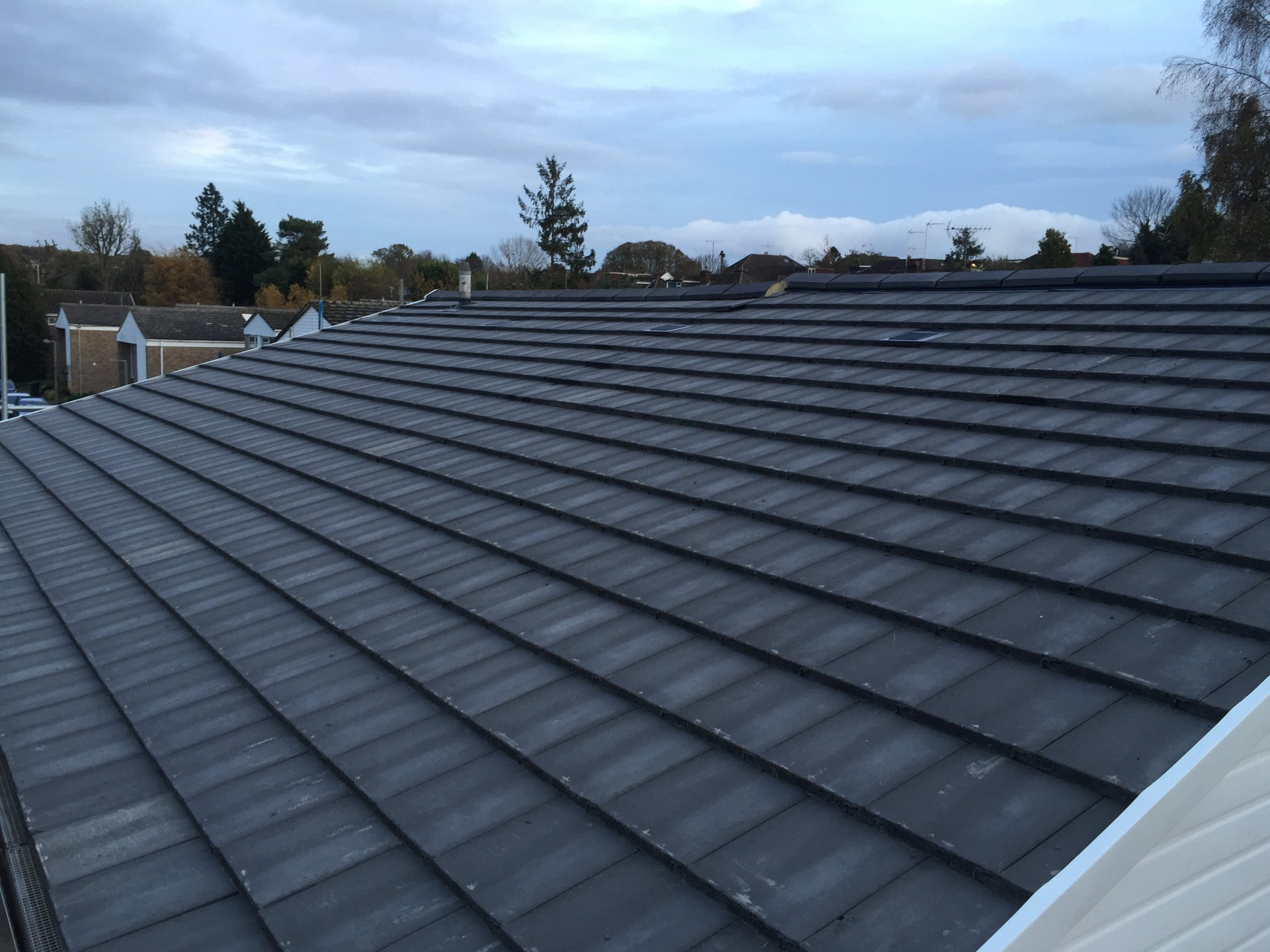 Fibreglass Roofing Cls Roofing Specialists