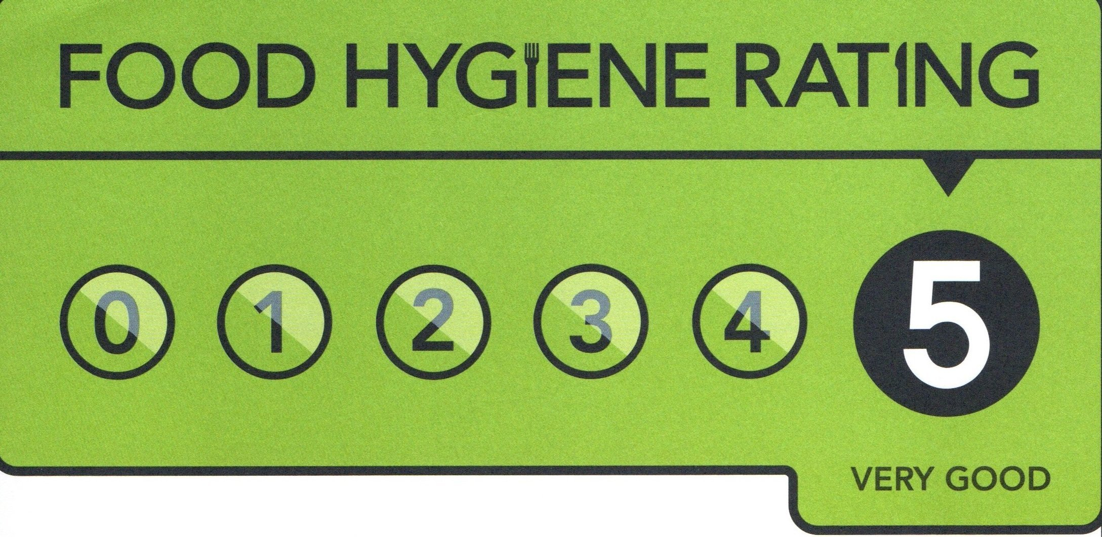 Logo of Food Hygiene Rating