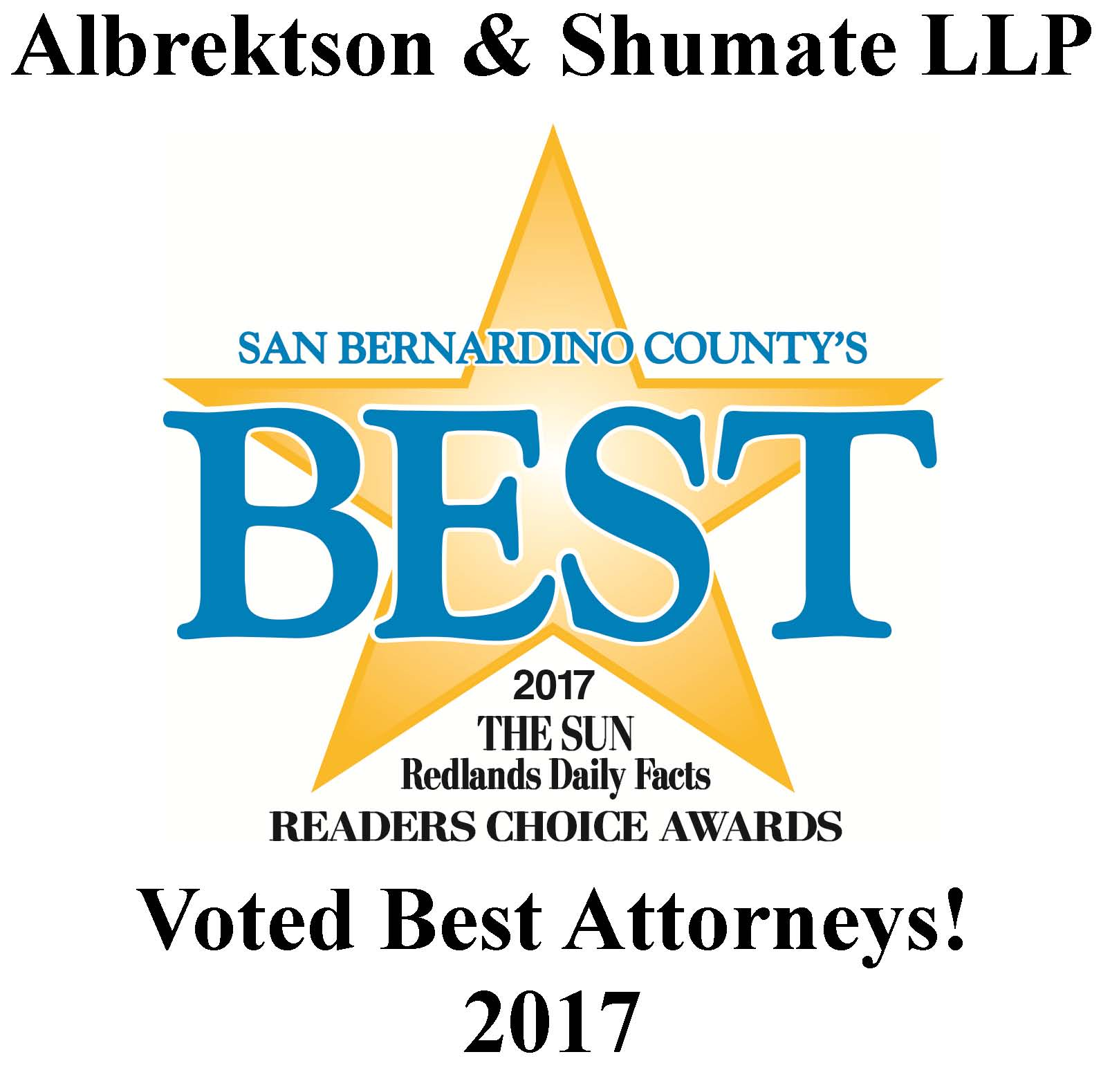 voted best attorney