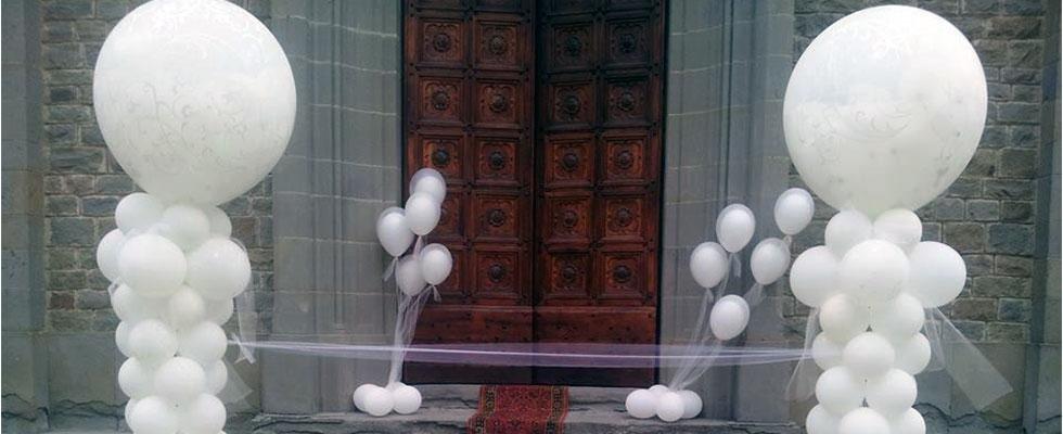 Baloon art allestimenti per matrimoni e cerimonie