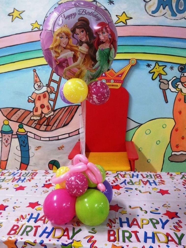 Scenografie feste di compleanno bimba