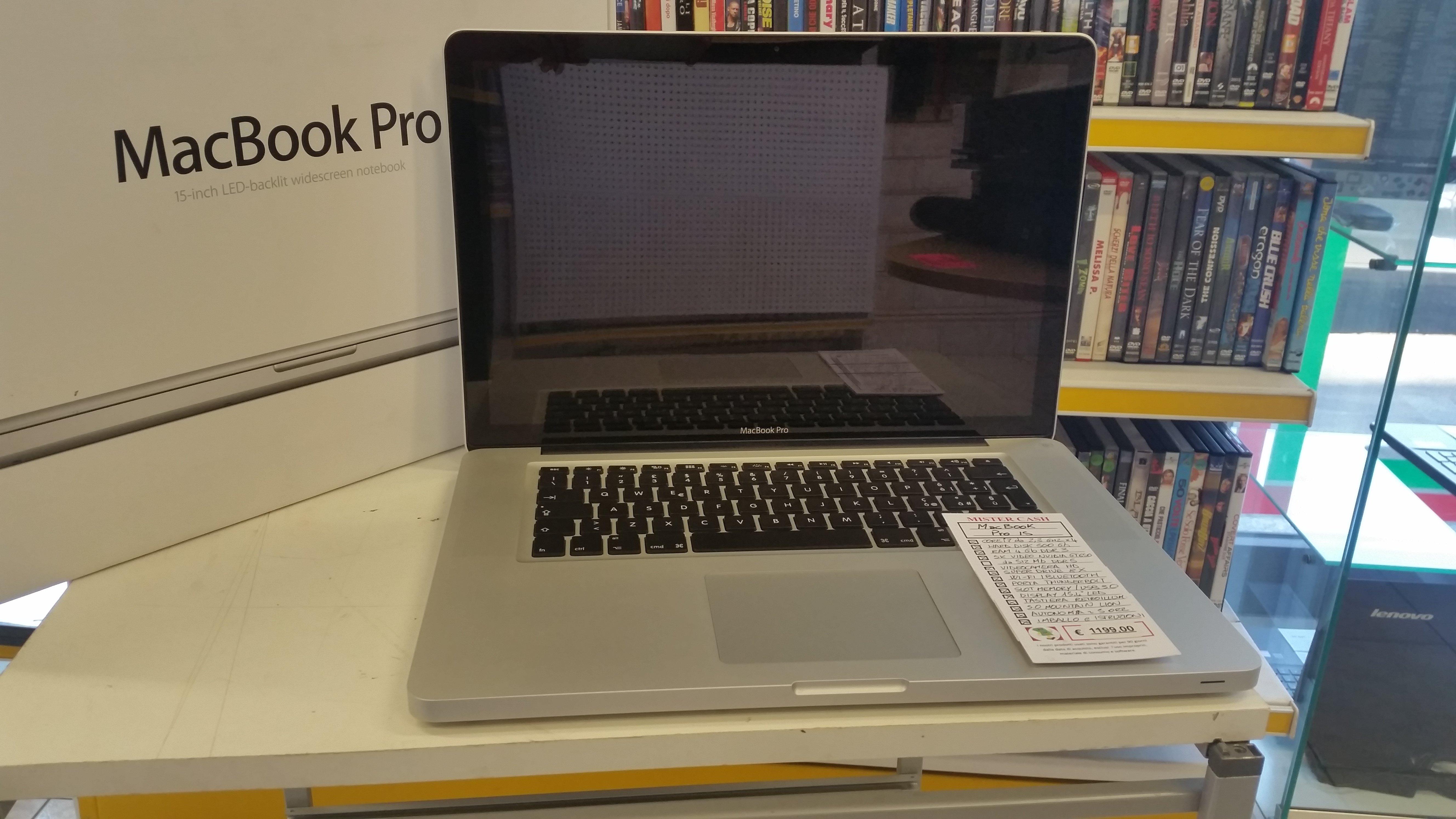 computer macbook pro