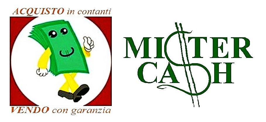 MISTER CASH L'USATO ELETTRONICO GARANTITO-LOGO