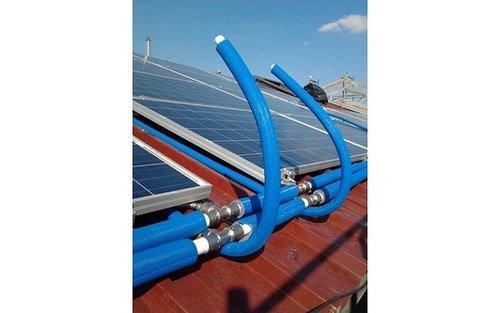 Impianto termo-fotovoltaico